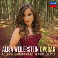 Audio CD Alisa Weilerstein. Dvorak: Cello Concerto