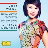 Audio CD Jian Wang. Rachmaninov: Piano Concerto No.3/ Prokofiev: Piano Concerto No.2