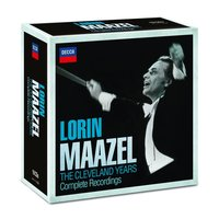 Audio CD Lorin Maazel. The Complete Cleveland Recordings