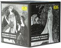 Various Artists. R.Strauss: Complete Operas (33 CD)