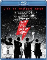 Blu-Ray 5 Seconds Of Summer: How Did We End Up Here? Live At Wembley Arena