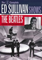 DVD The 4 Complete Ed Sullivan Shows Starring The Beatles