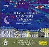 Valery Gergiev. Summer Night Concert Schonbrunn 2011 (CD)