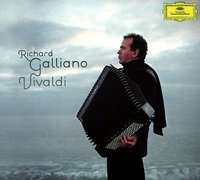 Richard Galliano. Vivaldi (CD)