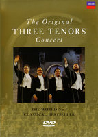 DVD Carreras, Domingo, Pavarotti. The Original Three Tenors Concert