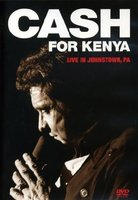 DVD Johnny Cash. Live In Johnstown, PA