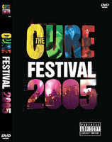 DVD The Cure. Festival 2005