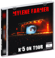 Mylene Farmer. № 5 On Tour (2 CD)