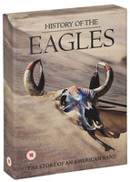 DVD The Eagles. History Of The Eagles