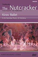 DVD Viktor Fedotov, Orchestra of the Kirov Opera . Tchaikovsky: The Nutcracker