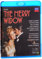 Renee Fleming, Lehar: The Merry Widow (Blu-Ray)