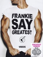 DVD Frankie Goes To Holl. Frankie Say Greates