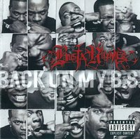 Busta Rhymes. Back on my B. S. (CD)