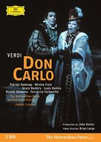 DVD Mirella Freni. Verdi: Don Carlo