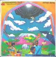 Audio CD Ahmad Jamal. Tranquility / Outertimeinnerspace