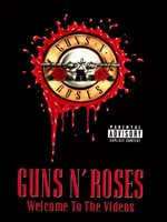 DVD Guns N` Roses. Welcome To The Videos