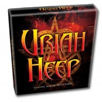Audio CD Uriah Heep. Classic album selection