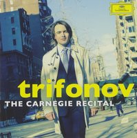 Daniil Trifonov. The Carnegie Recital (CD)