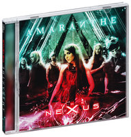Audio CD Amaranthe. The nexus