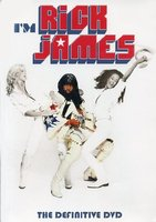 DVD Rick James. The Definitive
