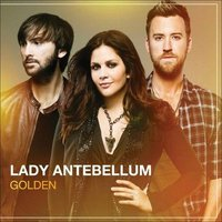 Audio CD Lady Antebellum. Golden