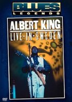 DVD Albert King. Live In Sweden