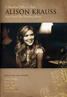 DVD Alison Krauss. A Hundred Miles Or More. Live From The Tracking R