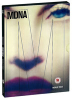 DVD Madonna. MDNA Tour. deluxe