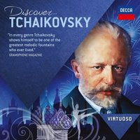 Audio CD Various Artists. Discover Tchaikovsky
