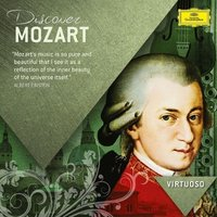 Audio CD Various Artists. Discover Mozart