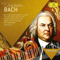 Audio CD Various Artists. Discover Bach