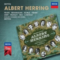 Audio CD Benjamin Britten. Britten. Albert Herring