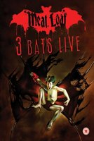 DVD Meat Loaf. 3 Bats Live. deluxe