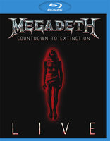Blu-Ray + Audio CD Megadeth. Countdown To Extinction: Live