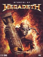 DVD Megadeth. The Arsenal Of Megadeth