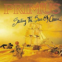 Audio CD Primus. Sailing the seas of cheese (Deluxe)