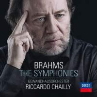 Audio CD Riccardo Chailly. Brahms. The symphonies