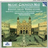 Audio CD Trevor Pinnock. Mozart: Great Mass In C Minor; Exsultate Jubilate