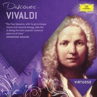 Audio CD Trevor Pinnock. Discover Vivaldi