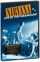 DVD Nirvana. Live At Paramount
