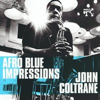 Audio CD John Coltrane. Afro blue impressions