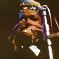 Audio CD John Coltrane. Sun ship. The complete session