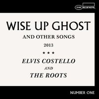 Audio CD Elvis Costello and The roots. Wise up ghost