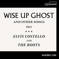 Audio CD Elvis Costello and The roots. Wise up ghost (deluxe)