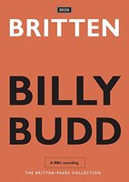 DVD Sir Peter Pears, Benjamin Britten. Britten: Billy Budd