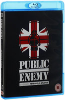 Blu-Ray Public Enemy. Live At Metropolis Studios