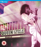 DVD Queen. A Night At The Odeon