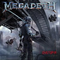 Audio CD Megadeth: Dystopia