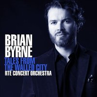 Audio CD Brian Byrne. Tales from the walled city