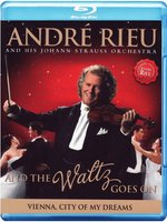 Andre Rieu. And The Waltz Goes On (Blu-Ray)
